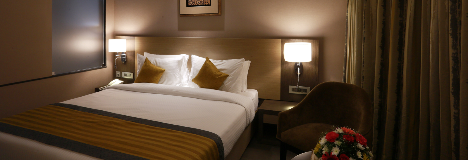luxury business hotel in Goa